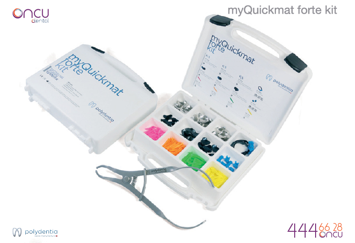 myQuickmat forte kit